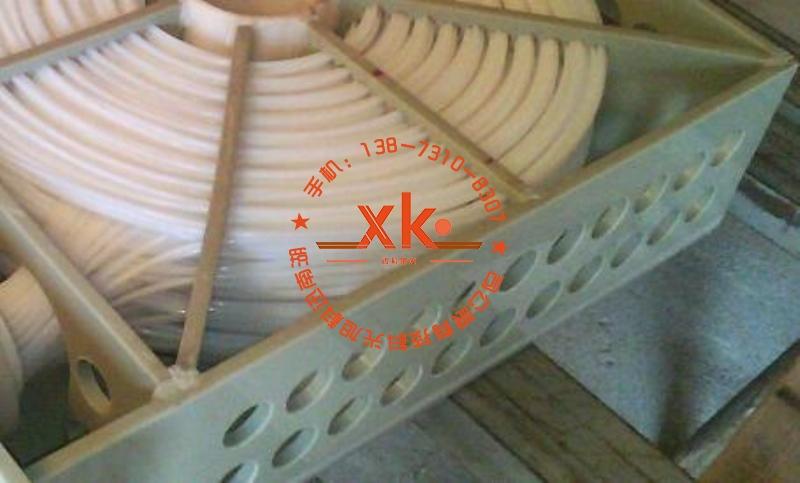 氟塑料换热器介质流动的选择