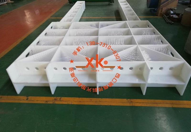 框架式氟塑料换热器