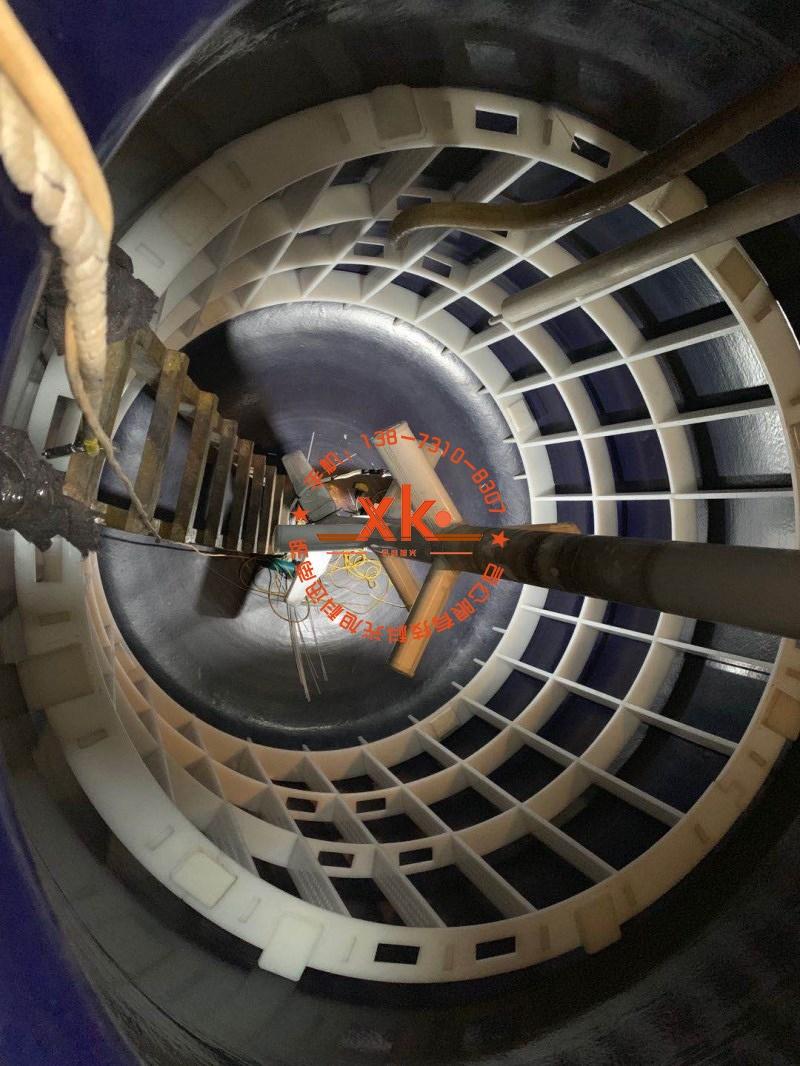 反应釜内置换热器改造