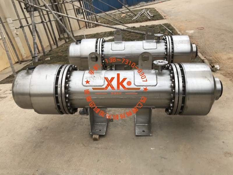 碳化硅换热器3