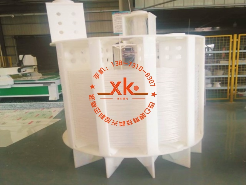 废水处理氟塑料换热器