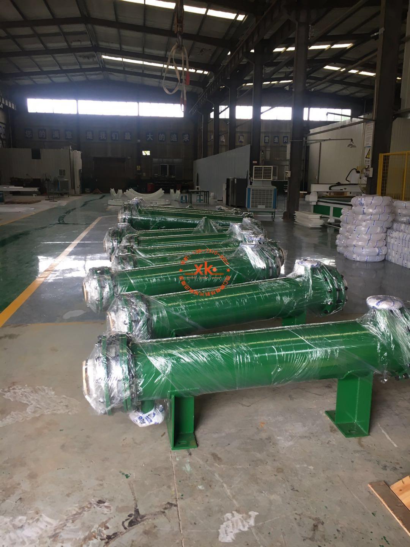 卧式列管氟塑料冷凝器
