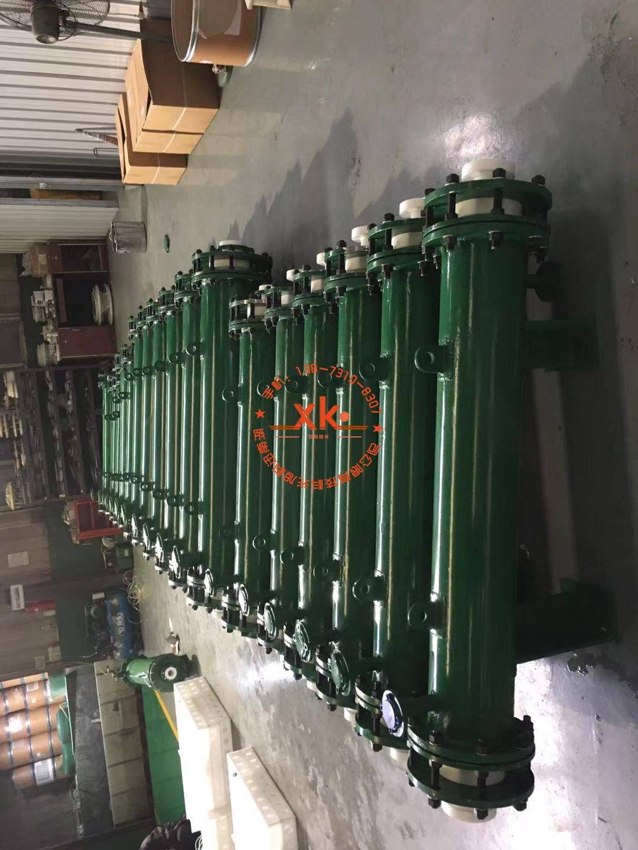 列管式氟塑料换热器